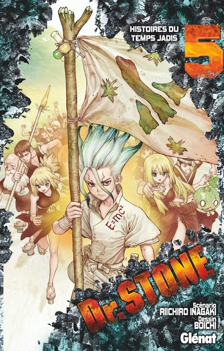 Dr. STONE T5 (20/03/19)