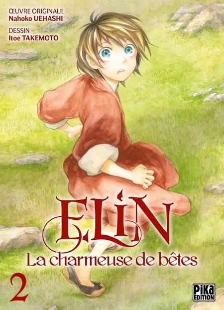 Elin La charmeuse de bêtes T2 (20/03/19)