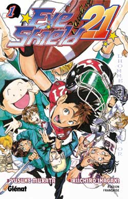 Eyeshield 21-Tag Manga 2019
