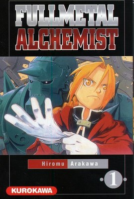 Full Metal Alchemist-Tag Manga 2019