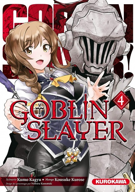 Goblin Slayer T4 (14/03/19)