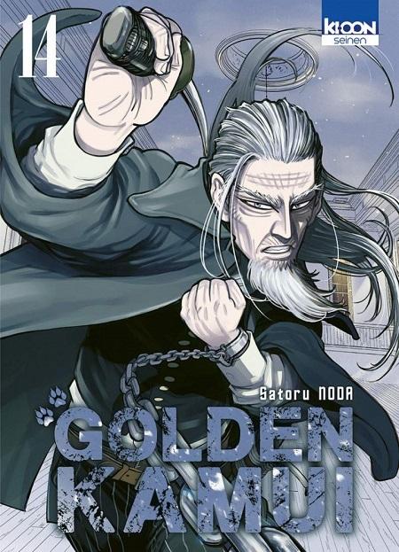 Golden Kamui T14 (21/03/19)