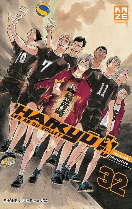 Haikyû!! - Les AS du volley T32 (06/03/19)
