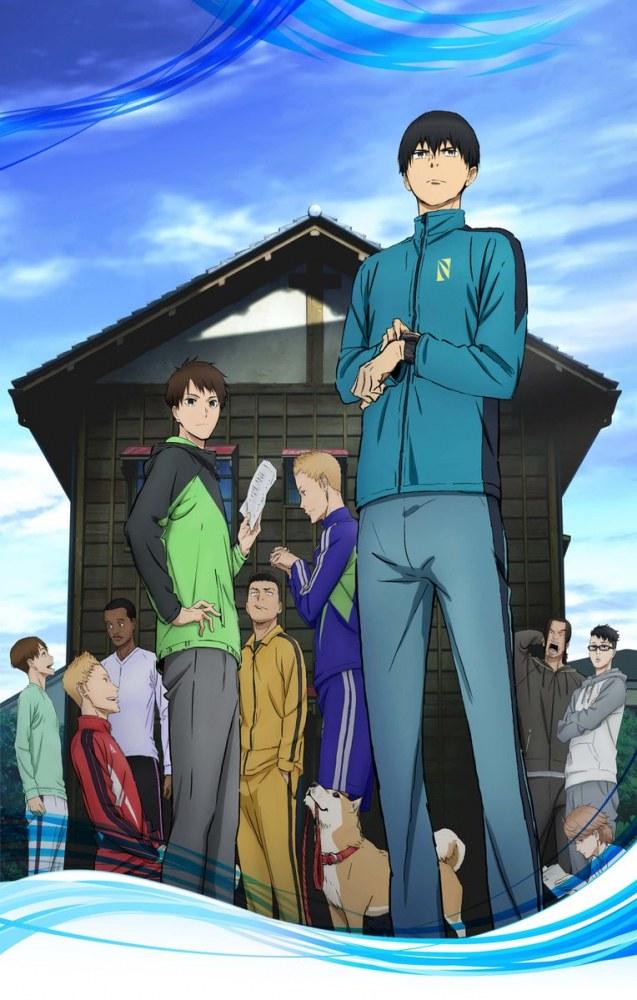 Kaze ga Tsuyoku Fuiteiru-Bilan anime hiver 2019 Crunchyroll