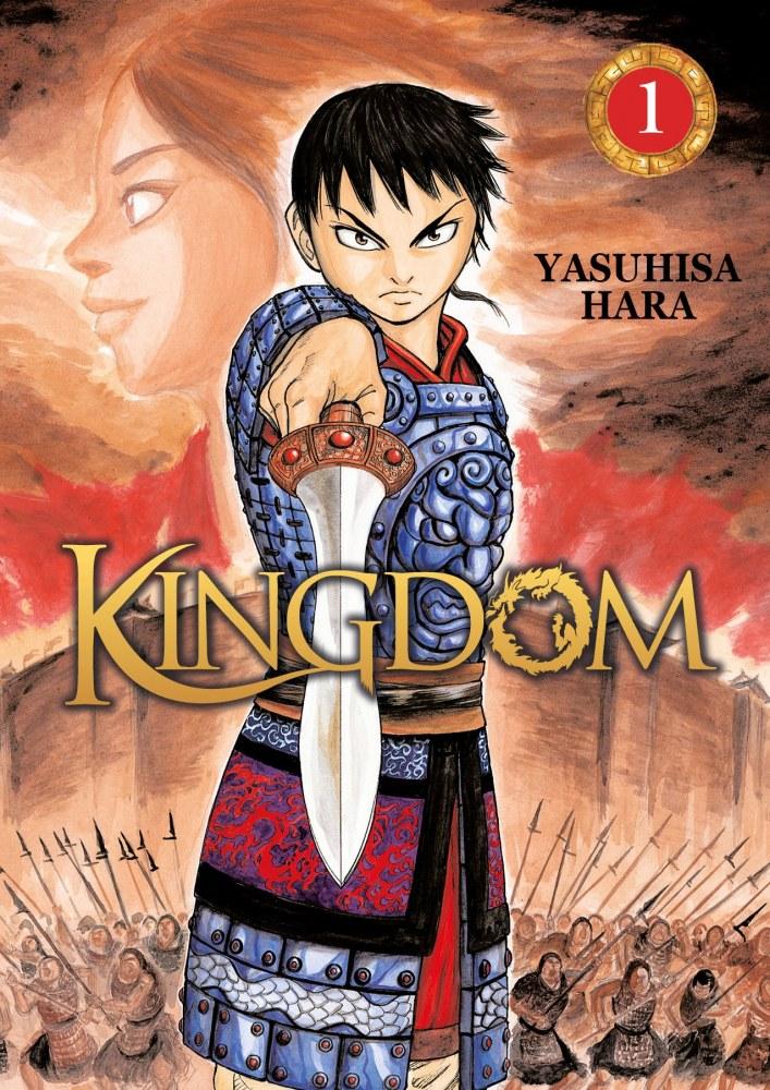Kingdom-Tag Manga 2019