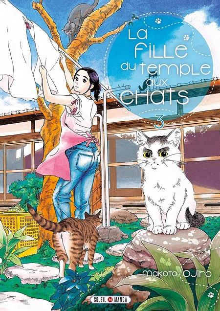 La fille au temple aux chats T3 (20/03/19)
