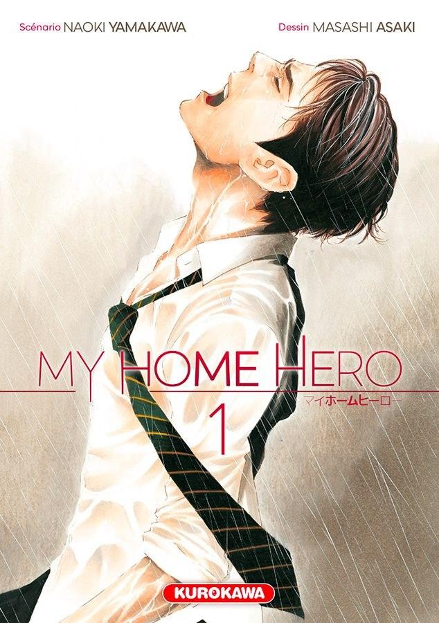 My Home Hero-Tag manga 2019
