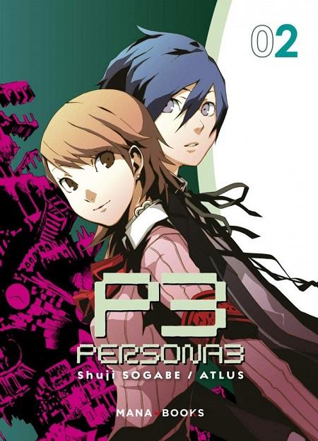 Persona 3 T2 (21/03/19)
