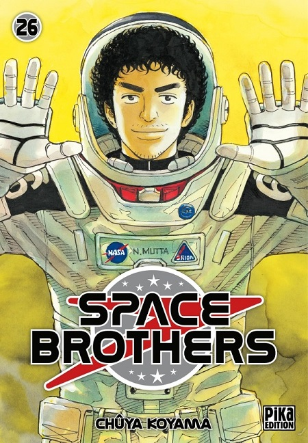 Space Brothers T26 (20/03/19)
