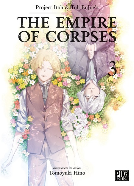 The Empire of Corpses T3 FIN (13/03/19)