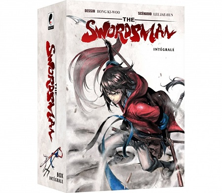The Swordsman Coffret Intégral (18/03/19)