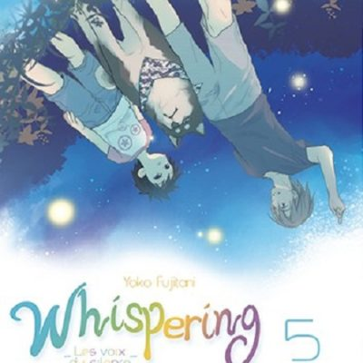 Whispering - les voix du silence T5