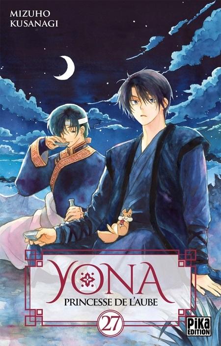 Yona Princesse de l'aube T27 (06/03/19)
