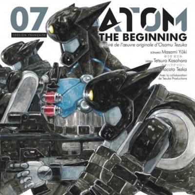 ATOM - The Beginning T7 (03/05/19)