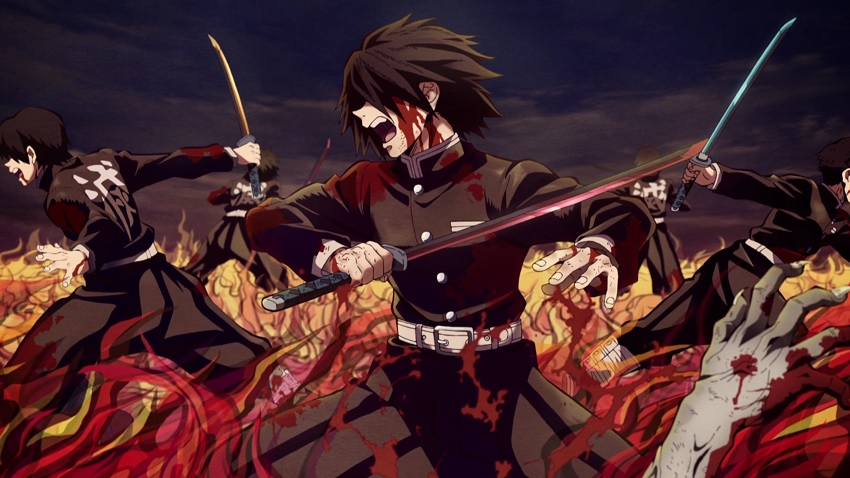 Demon Slayer 3 1
