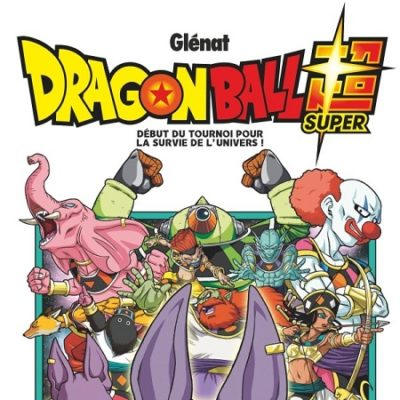 Dragon Ball Super T7 (02/05/19)