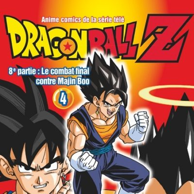Dragon Ball Z 8ème partie T4 (02/05/19)