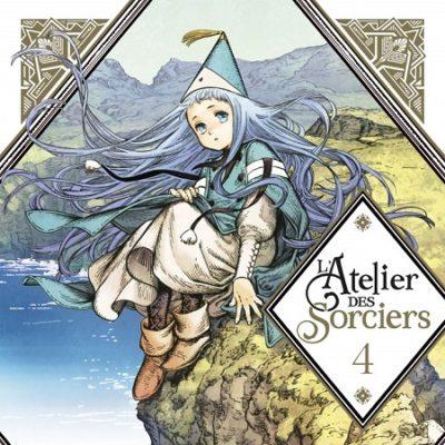 L'Atelier des Sorciers T4 (03/04/19)