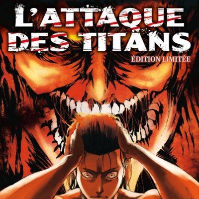 L'Attaque des Titans T27 Edition limitée (03/04/19)