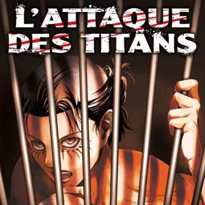 L'Attaque des Titans T27 (03/04/19)