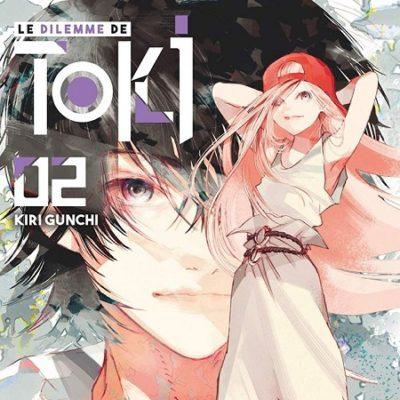 Le dilemme de Toki T2 (17/04/19)