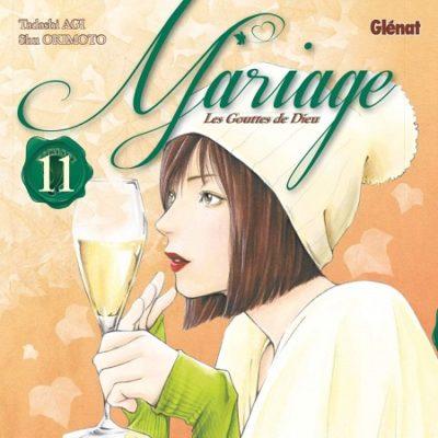 Les gouttes de Dieu - Mariage T11 (02/05/19)