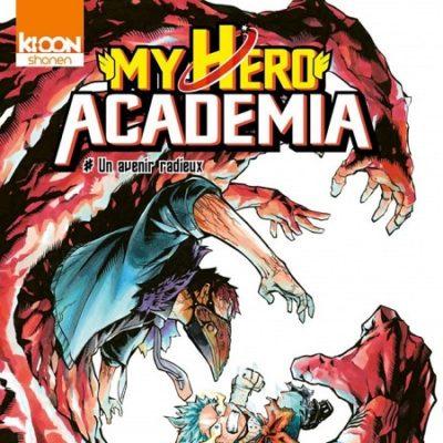 My Hero Academia T18 (04/04/19)