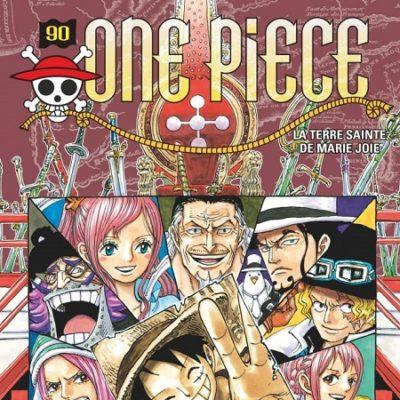 One Piece T90 (03/04/19)