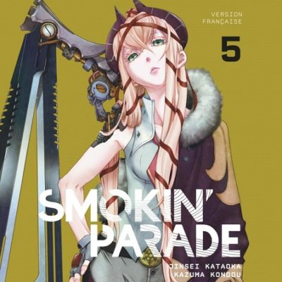 Smokin Parade T5 (19/04/19)