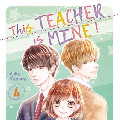 This Teacher is Mine ! T4