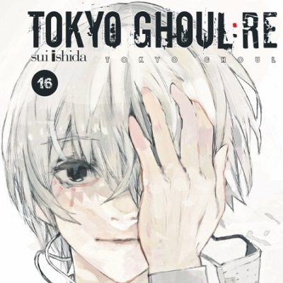 Tokyo Ghoul:re T16 FIN (17/04/19)