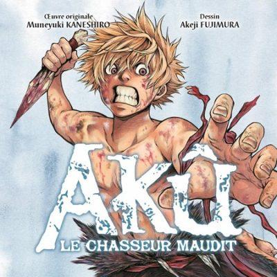 Akû - Le chasseur maudit T2 (09/05/19)