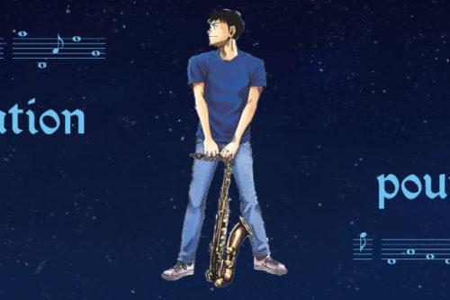 Blue Giant- Dai