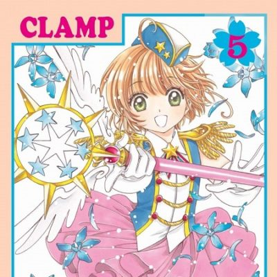 Card Captor Sakura Clear Card Arc T5 (09/05/19)