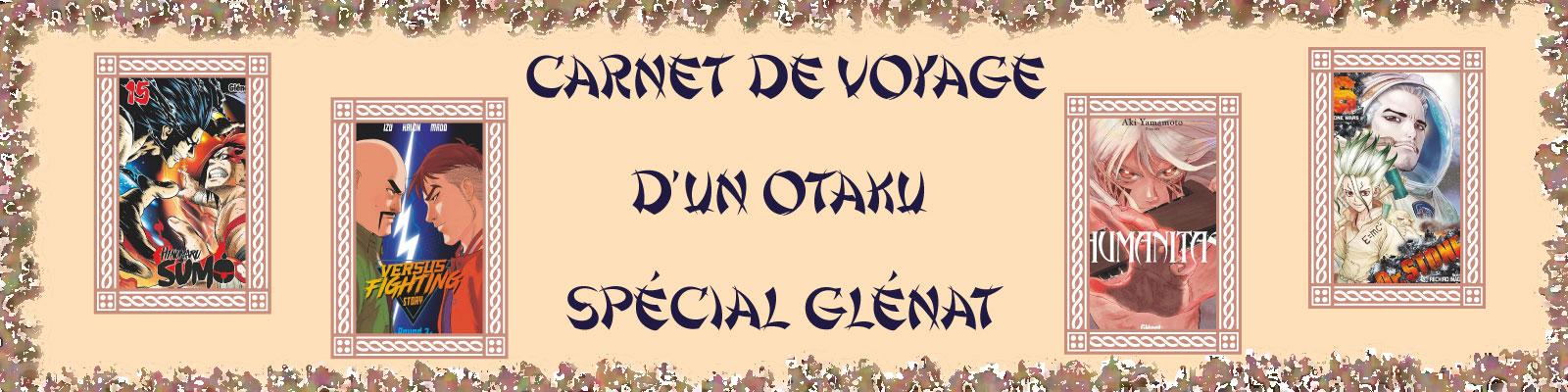 Carnet de voyage-glénat