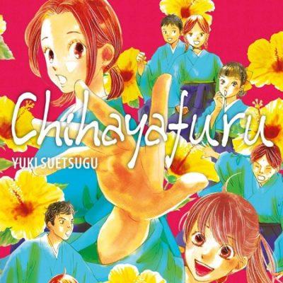 Chihayafuru T28 (22/05/19)