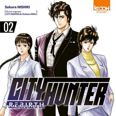 City Hunter Rebirth T2 (09/05/19)