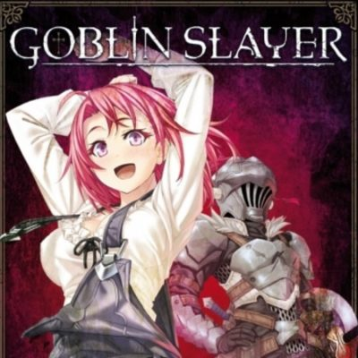 Goblin Slayer Light Novel T3 (09/05/19)