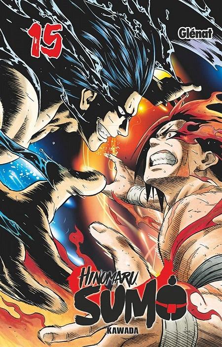 Hinomaru Sumo Vol. 15-Glénat