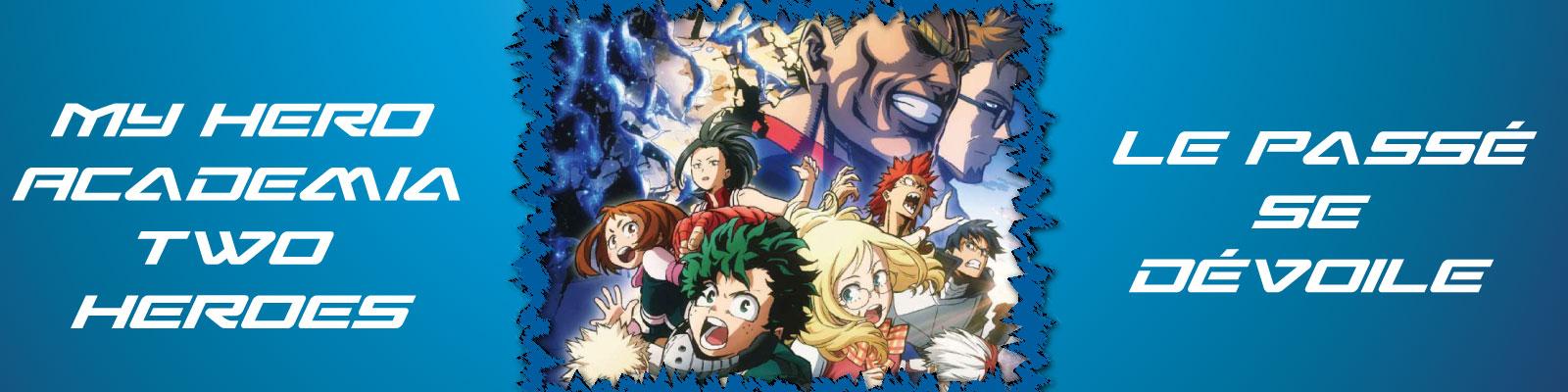 My Hero Academia Two Heroes 2