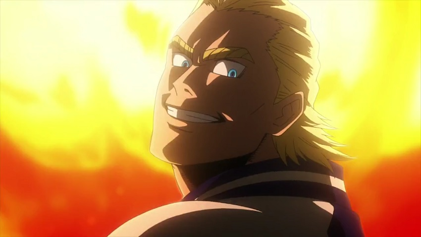 My Hero Academia Two Heroes - All Might