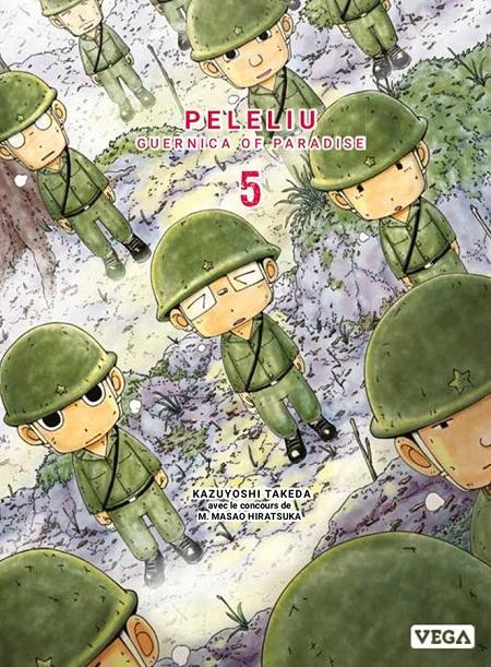 Peleliu Vol. 5-VEGA