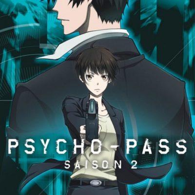 Psycho-Pass S2 T5 FIN (31/05/19)