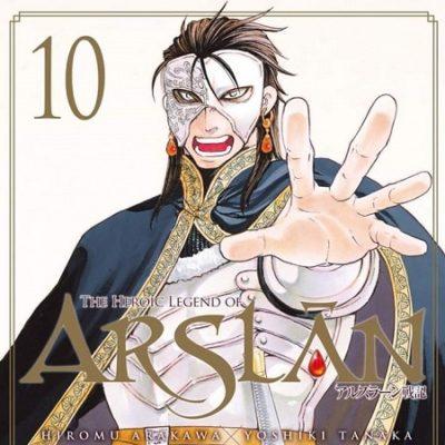 Arslan T10 (09/05/19)