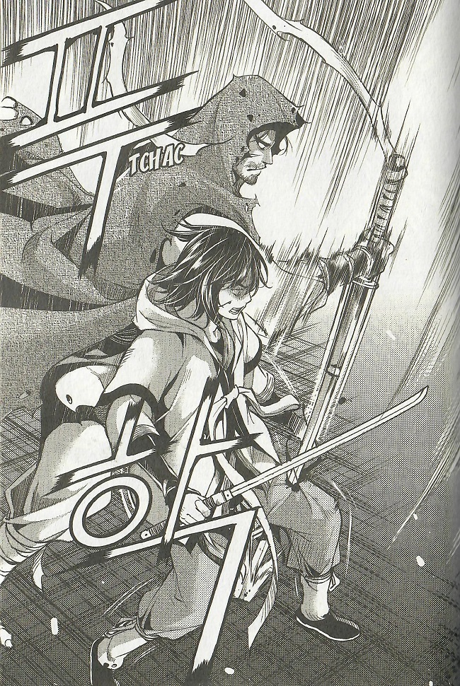 The Swordsman-leçon