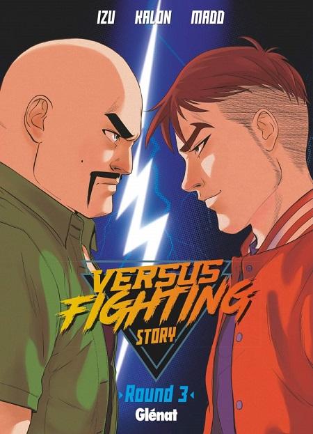 Versus Fighting Story Vol. 3-Glénat