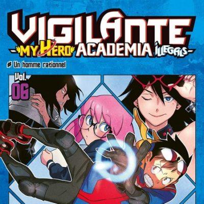 Vigilante - My Hero Academia Illegals T6 (09/05/19)