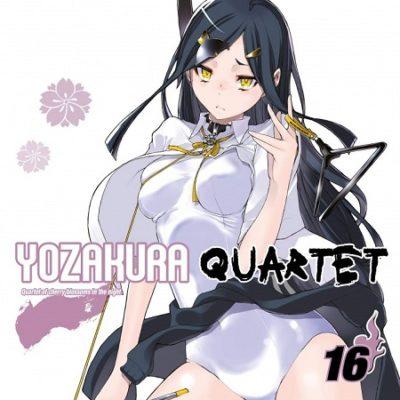 Yozakura Quartet T16 (22/05/19)
