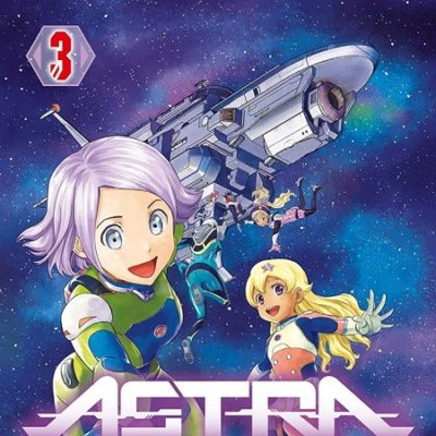 Astra - Lost in space T3 (03/07/19)