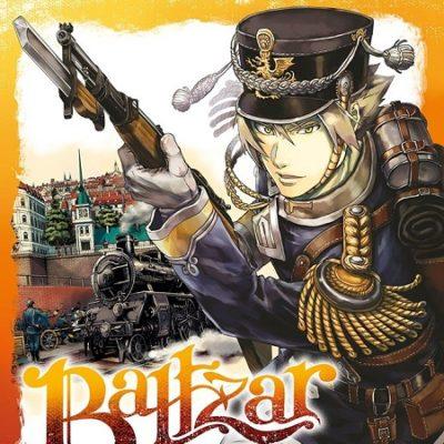 Baltzar - La guerre dans le sang T1